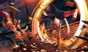 Vainglory: Год цирковой обезьяны