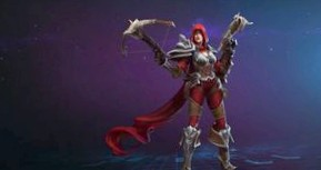 Валла - гайд по персонажу в Heroes of the Storm