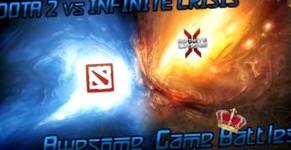 Великое видеосравнение: DOTA 2 vs Infinite Crisis