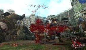 Versus: Battle of Gladiator – кровавые поединки рабов-гладиаторов