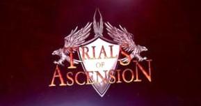 Видео прогресса Trials of Ascension