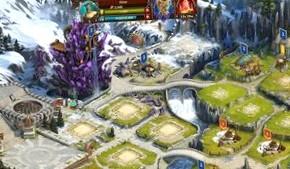 Vikings: War of Clans – 200 миров по 45 тысяч игроков