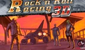 Возвращение Рок-н-ролльных гонок - Rock'n'Roll Racing 3D