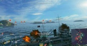 Впечатления от ЗБТ World of Warships. Полундра!