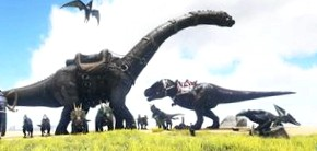 Всё о динозаврах в ARK Survival Evolved: изучаем повадки, приручаем