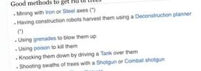 Вырубка деревьев в играх жанра survival