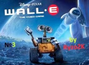 WALL-E: Прохождение игры