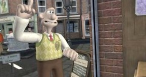 Wallace & Gromit's Grand Adventures Episode 4 - The Bogey Man: Прохождение игры