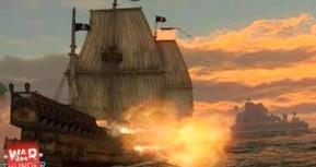 War Thunder: первый парусный флот и бутылка рому