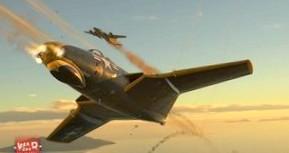War Thunder получает обновление «Охотники пустыни». Новые карты и техника
