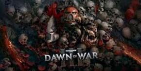 Warhammer 40,000: Dawn of War 3 – галактические войны, новые герои и огромные сражения