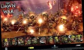 Warhammer 40.000: Dawn of War: Прохождение игры