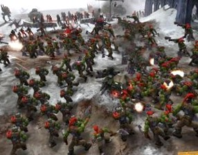 Warhammer 40.000: Dawn of War - Winter Assault: Прохождение игры