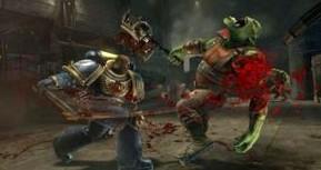 Warhammer 40.000: Space Marine: Прохождение игры