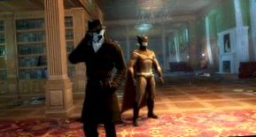 Watchmen: The End Is Nigh Part 1: Прохождение игры