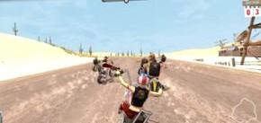 Wild Steel - грядущие вестерн гонки на мотоциклах