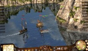 Wind of Luck: Arena – времена пиратства и искателей приключений