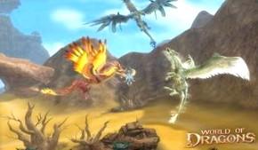 World of Dragons – симулятор управления драконами