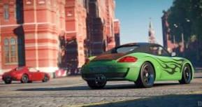 World of Speed: катаемся всей командой