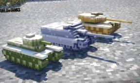 World of Tanks: Для тех, кто помнит Battle City