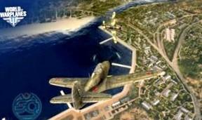 World of Warplanes: Превью (игромир 2011) игры