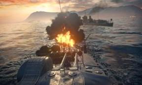 World of Warships: ходят, а не плавают!
