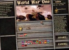 World War One: The Great War 1914-1918: Обзор игры