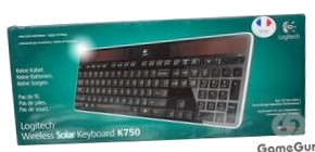 Железный четверг: Logitech Wireless Solar Keyboard K750