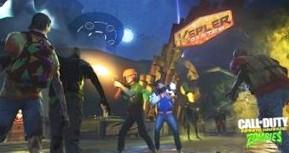 Зомби-пижоны в стиле 80-х. Кооперативный режим CoD: Infinite Warfare
