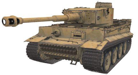 Tiger-131-ohota