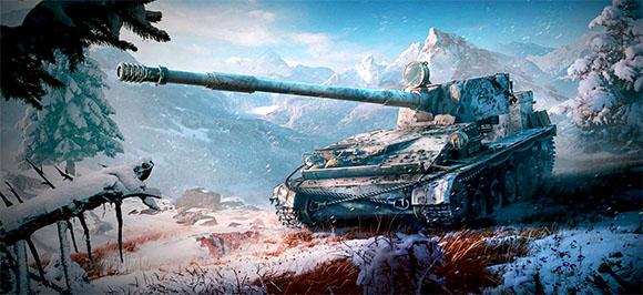 Событие «Зимняя охота» в World of Tanks. Как получить СУ-130ПМ бесплатно
